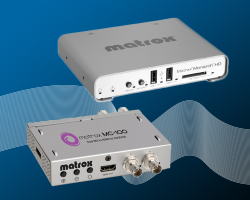 Matrox Monarch HD+MC-100 Educational